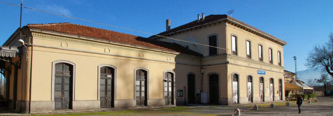 Stazione di Cuneo Borgo Gesso