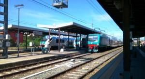 Interno stazione Bra